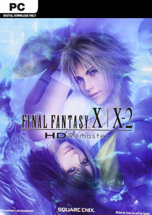 [Steam] Final Fantasy X/X-2 HD Remaster (PC) - £4.69 @ CDKeys
