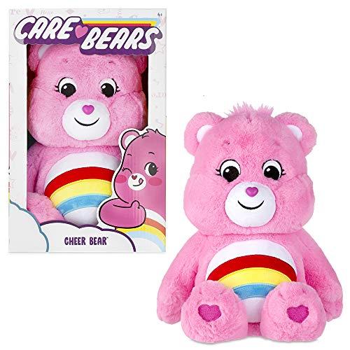 Care Bears 22061 14 Inch Medium Plush Cheer Bear £10 (Prime) / £14.49 (non Prime) at Amazon