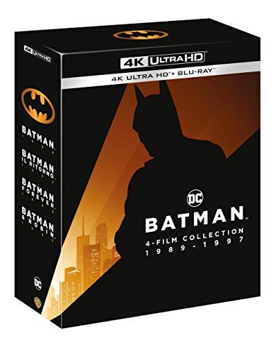 Batman Anthology (4K+Blu ray) £35.40 delivered @ Amazon Italy