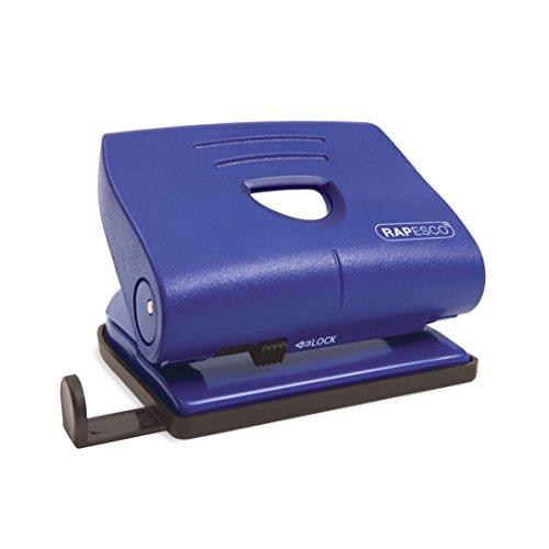 Rapesco PF8700L1 820-P Hole Punch - 22 Sheet Capacity - Blue £3.39 (Prime) + £4.49 (non Prime) at Amazon