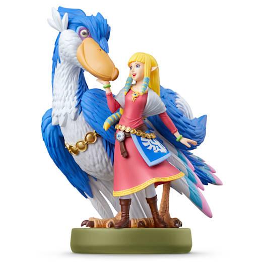 Zelda & Loftwing Amiibo (Skyward Sword) Nintendo Switch Pre-Order £21.99 @ Nintendo Shop