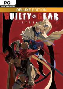 GUILTY GEAR -STRIVE Deluxe Edition PC £41.99 at CDKeys