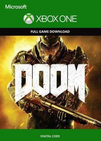 Doom (2016) [Xbox One / Series X/S - Argentina via VPN] - £4.49 with fee @ Eneba / Players island