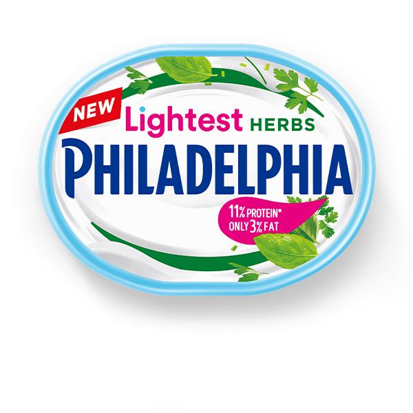Philadelphia lightest herbs spread - 25p @ Sainsbury's (Staffordshire)