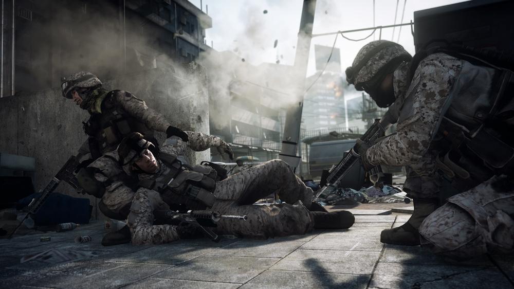 Free Xbox Game: Battlefield 3 via Ukraine Xbox.com Store