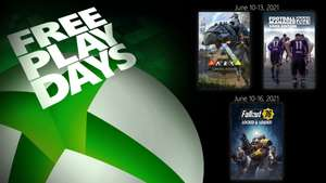Free Play Days – Fallout 76, Ark: Survival Evolved, and Football Manager 2021 Xbox Edition @ Microsoft Store