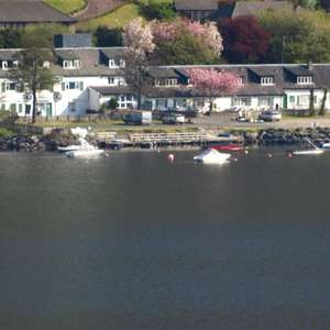 Loch Earn - 2 nights for Two with daily breakfast at Clachan Cottage Hotel £85.50 with code @ Groupon