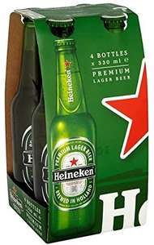 4 x 330ml bottles of Heineken/Cobra - £2 Instore @ Morrisons, Norwich