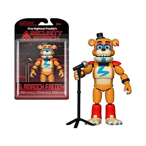 Funko 47490 Action Figure Five Nights PizzaPlex-Glamrock Freddy £6.99 (Prime) + £4.49 (non Prime) at Amazon