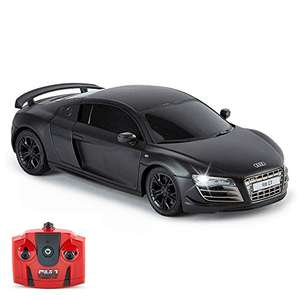 CMJ Cars AUDI R8 GT, Official Licensed Remote Control Car with Working Lights - £5 Prime / +£4.49 non Prime @ Amazon