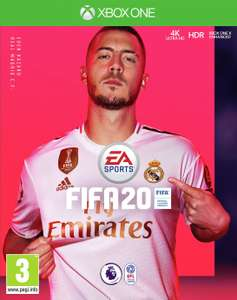 FIFA 20 XBOX ONE £3.99 Free click and collect @ Argos
