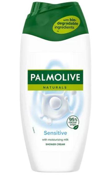 Palmolive milk proteins shower gel 250ml 42p at Asda Sealand road Chester