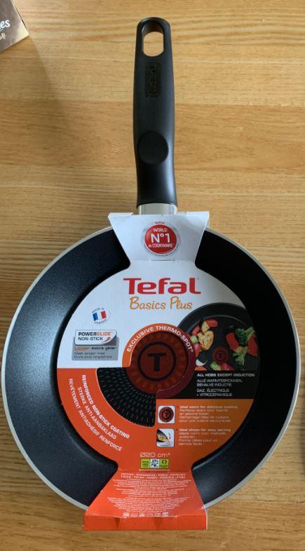 Tefal Frying Pan 70p at Asda Dunfermline