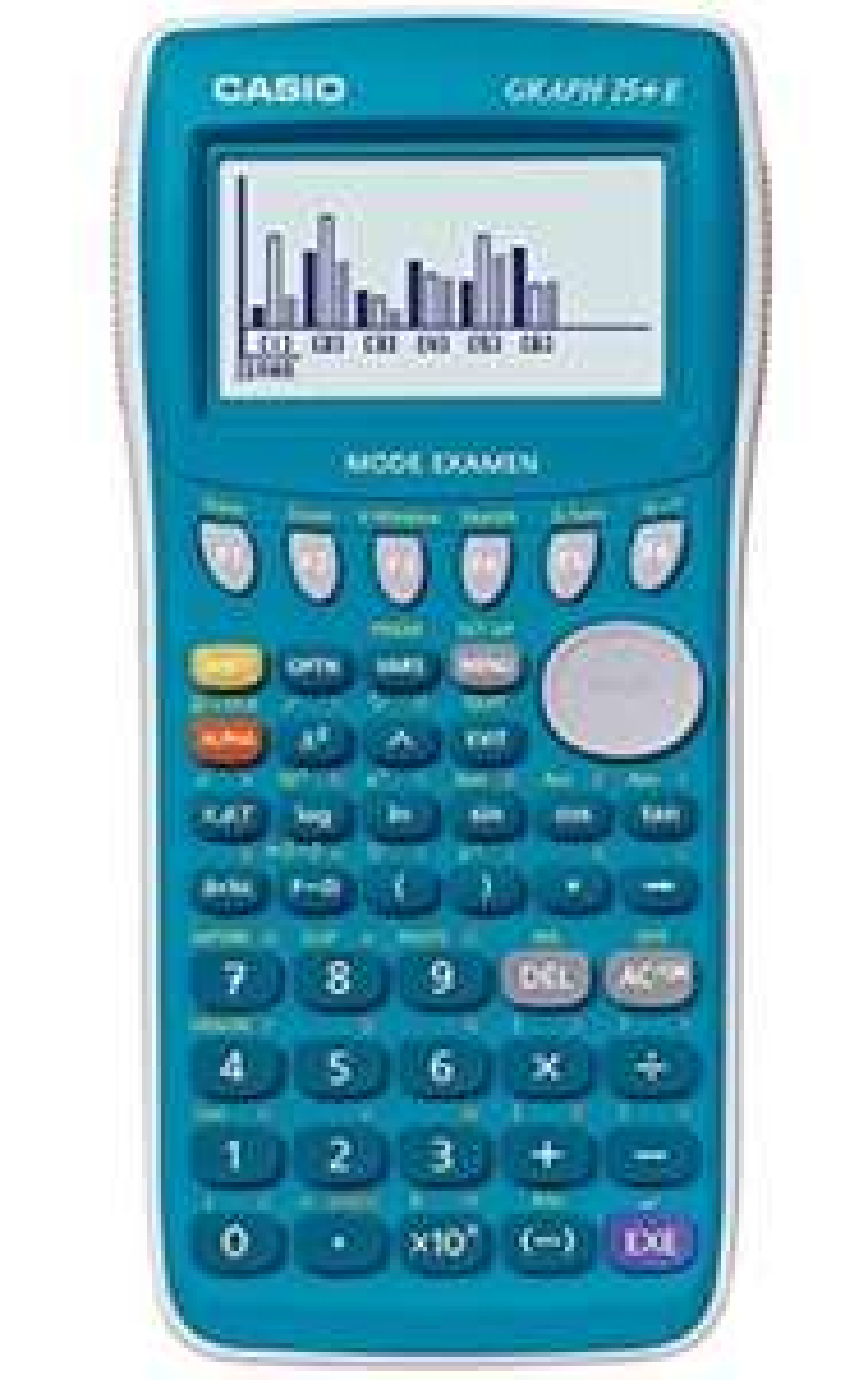 Casio Calculator Graph Graph 25+E - £13.84 (+£4.49 Non Prime) @ Amazon