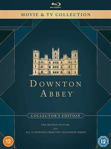 Downton Abbey Movie & TV Collection Blu ray 30 Discs (used) £23.95 delivered @ Cex