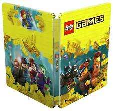 LEGO Games Steelbook Case - 99p (Free Click and Collect) @ Argos