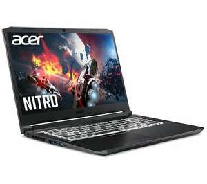 """ACER Nitro 5 17.3"""" FHD IPS i7-10750H RTX 3060 8GB 256SSD Gaming Laptop, £901.55 at Currys/ebay"""