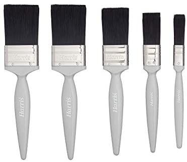 Harris Woodwork Gloss Essentials 5 Pack £6.42 Prime (+£4.49 Non Prime) @ Amazon