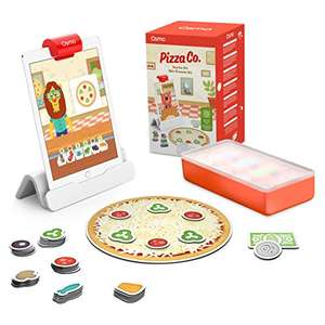 Osmo - Pizza Co Starter Kit Ages 5-10+ - (OSMO iPad Base Included) £15.99 Prime (+£4.49 Non Prime) @ Amazon