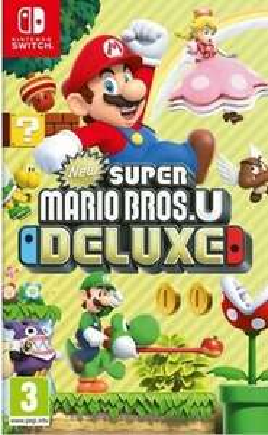 Super Mario Bros. U Deluxe (Switch) used (Very Good) - £29.95 @ musicmagpie / ebay