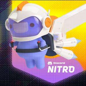 Get 3 months of Discord Nitro (New users) for Free via Epic Games