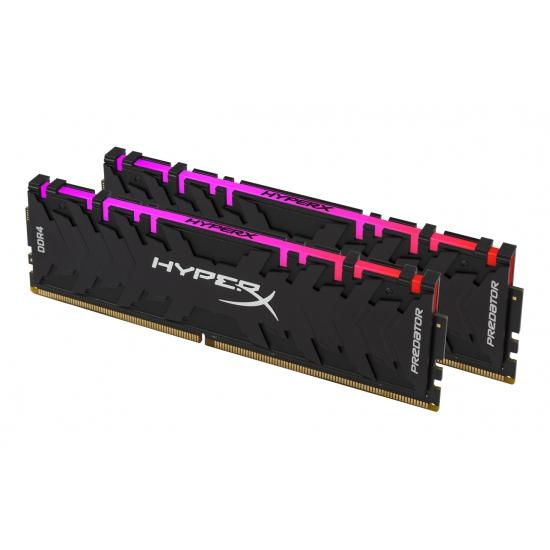HYPERX Predator RGB DDR4 C17, 3600 MHz PC RAM (2x8GB) - £91.99 @ Currys PC World