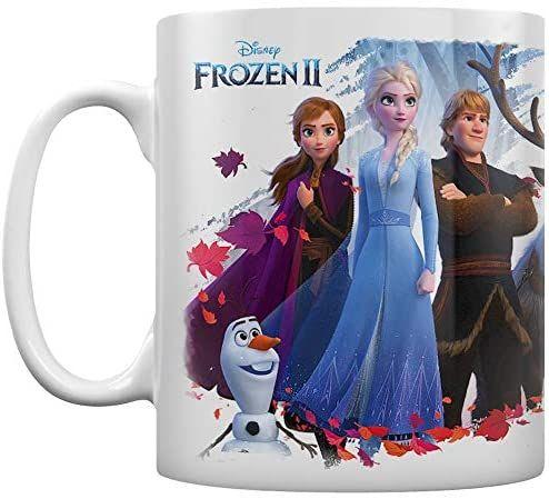 Frozen 2 (Group) Mug - £2.98 ( +£4 49 non prime) @ Amazon