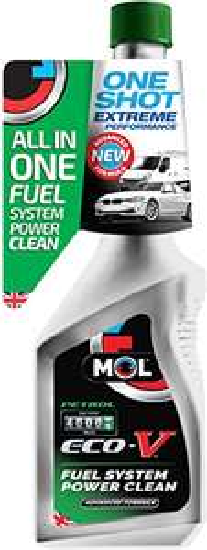 Mol Petrol Eco-V Fuel System Power Clean, One Shot Extreme Performance £1, In Store @ Poundland (Argyle Street, Glasgow)