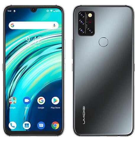 "UMIDIGI A9 Pro Smartphone 48MP Quad Camera 8GB 128GB Helio P60 6.3"" FHD+ Global Version £117.28 @ Ali Express / UNIWA Mobile Store"