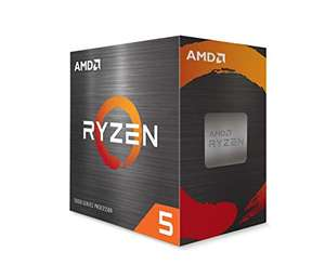 AMD Ryzen 5 5600X Processor (6C/12T, 35MB Cache, up to 4.6 GHz Max Boost) £248.99 @ Amazon