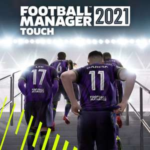 Football Manager 2021 Touch Nintendo Switch £14.99 at Nintendo eShop