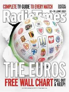 12 issues of Radio Times Magazine for £1 @ BuySubscriptions