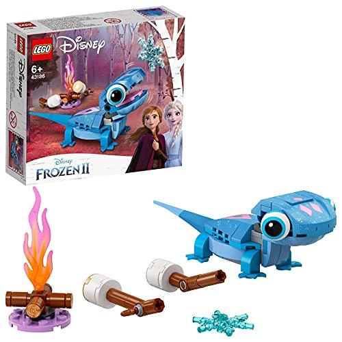 LEGO 43186 Disney Frozen 2 Bruni the Salamander Buildable Character Set £6 Prime/ +£4.49 non Prime at Amazon