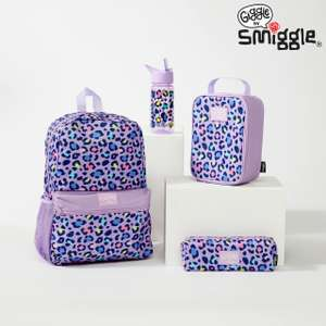 Giggle By Smiggle School Bundle - Various colours £25 (£5 delivery or free over £30) @ smiggle