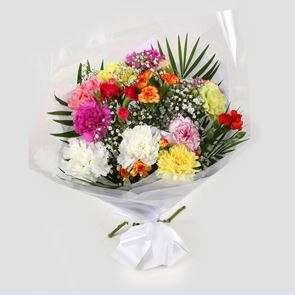 60% off sale + extra 10% off with code - e.g. Lollipop Star bouquet £16.64 delivered @ Delightful Flora
