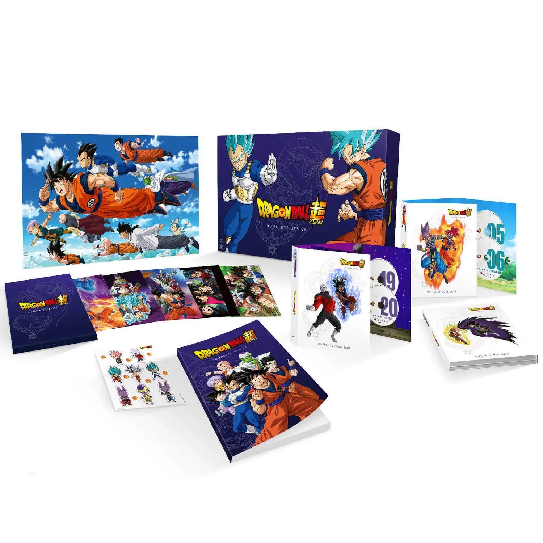 Dragon Ball Super: Complete Series - Collectors Edition Blu-ray £99.99 @ Zavvi