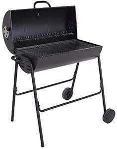 Barrel Charcoal BBQ with cover £10 @ Tesco (Andover)