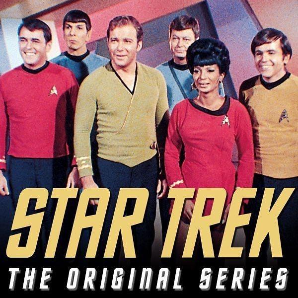 Star Trek Original Series Season 1 £4.99 to own @ Amazon Prime Video