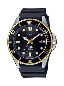 Casio duro MDV-106G-1AVCF Gold Trim - In stock on June 17, 2021 £49.70 - Sold by Amazon US @ Amazon