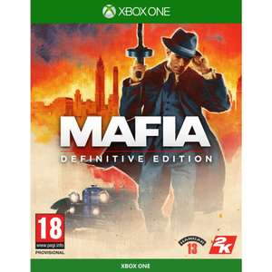 Mafia: Definitive Edition (Xbox One) £9.95 Delivered @ The Game Collection