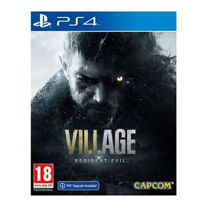 Resident Evil Village (PS4 with free PS5 upgrade) £39.95 delivered @ The Game Collection