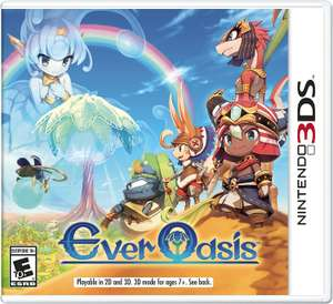 Ever Oasis Nintendo 3DS Game - £12.99 (free click and collect) @ Argos
