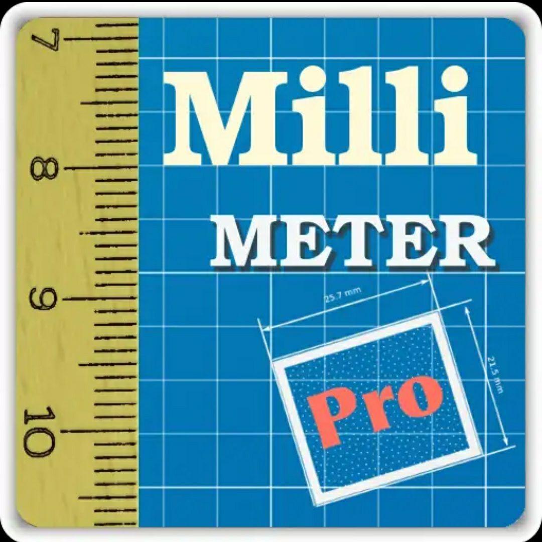 Millimeter Pro screen ruler - £0.79 @ Google Play