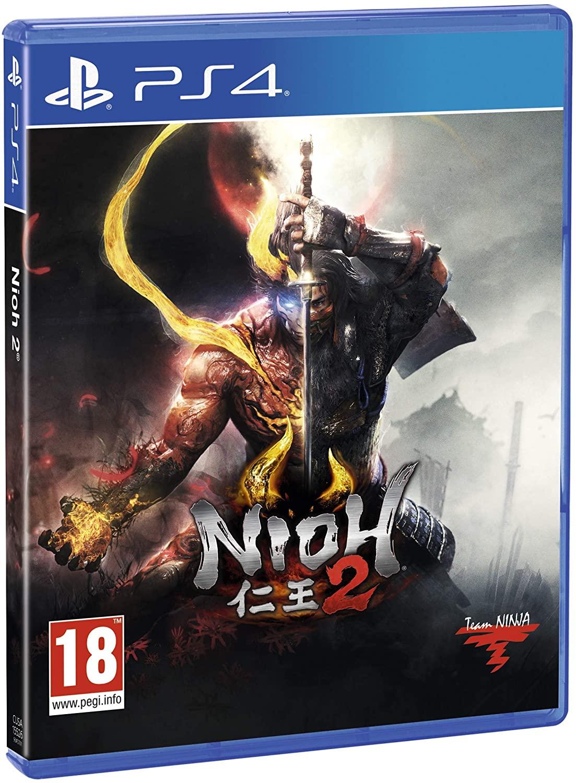 Nioh 2 PS4 Game £14.99 @ Argos - free click & collect