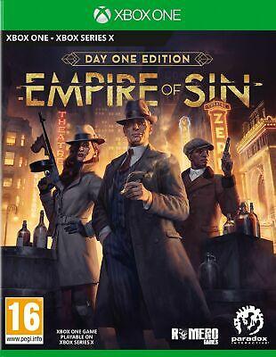 Empire of Sin on Xbox One £9.99 (UK Mainland) @ Boss Deals eBay