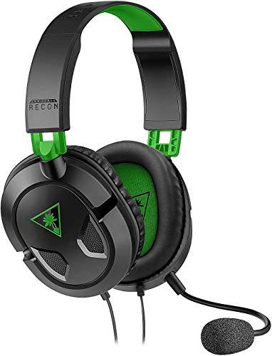 Turtle Beach Recon 50X Gaming Headset - Xbox One, PS4, PS5, Nintendo Switch £14.99 @ Amazon