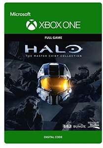 [Xbox One] Halo: The Master Chief Collection (Download Code) - £9.99 @ Amazon