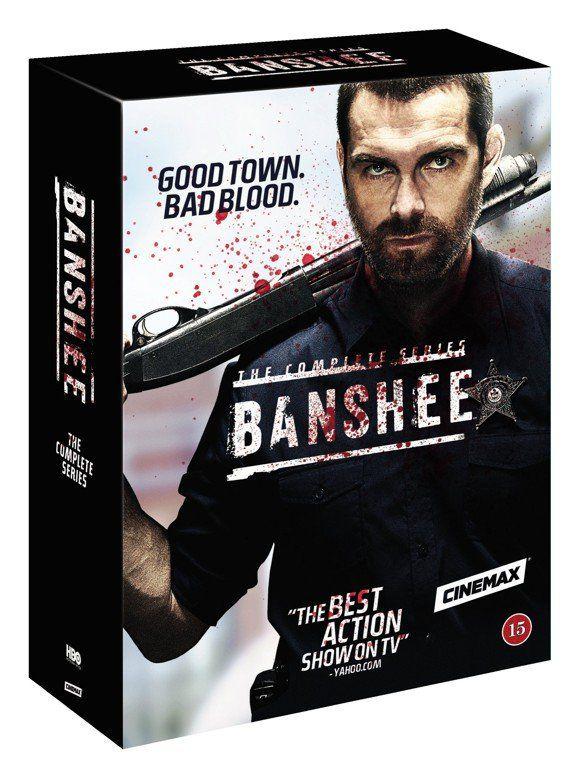Banshee - Complete Series - DVD [Danish Import] - £19.84 @ Rarewaves