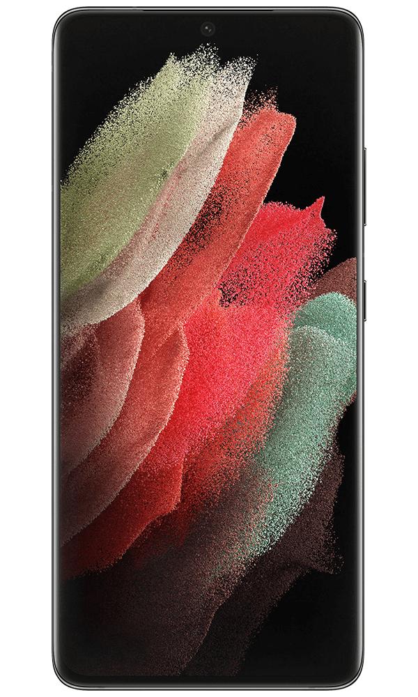 Samsung S21 Ultra 5G (Like New) 128GB Black - £810 + £10 Top Up @ Vodafone UK