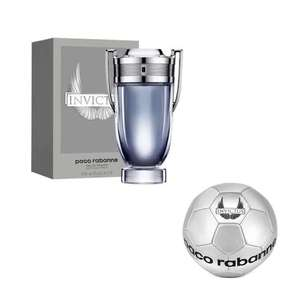 Paco Rabanne Invictus EDT 200ml + Free Mini Football £66.73 Delivered From The Perfume Shop